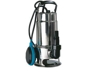 bomba sumergible drenaje aguas sucias sm inox 1100m 1.5hp