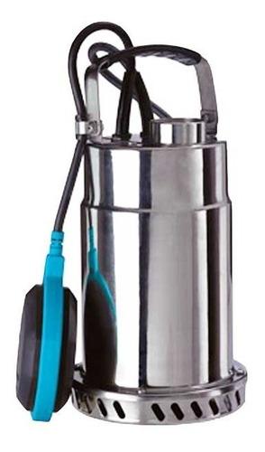 bomba sumergible gamma agua limpia 750w inoxidable 3196
