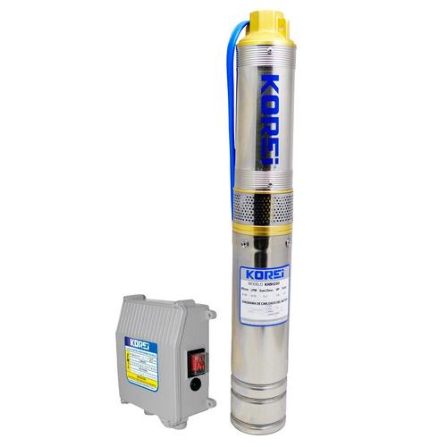 bomba sumergible korei hyundai 1/4 hp cja de control envío