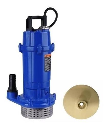 bomba sumergible p/agua 1hp qdx1.5-32-075t  adelino
