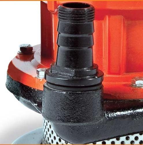 bomba sumergible para agua limpia de 1hp evans