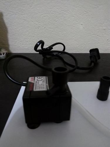 bomba sumergible para fuentes-acuarios y proyectos