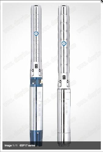 bomba sumergible para pozo 15hp 220v trif 6pul model 6sp1712