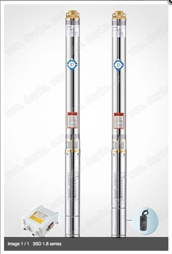 bomba sumergible para pozo 2hp 220v 3.5pulg monof 3.5sdm4/14