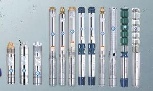 bomba sumergible para pozo de 0.5hp 220v modelo 4sdm3/5