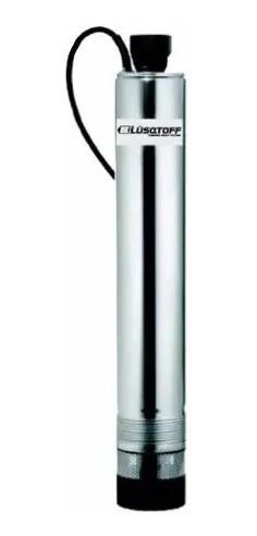 bomba sumergible pozo lusqtoff lq4pack 120 1,1hp electrobomb