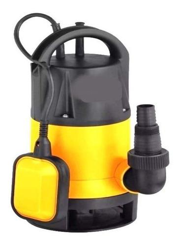 bomba sumergible pozo negro-aguas sucias 1hp 750w