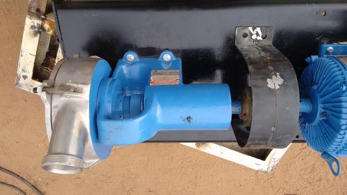 bomba triclober de 3 x 3  para liquidos densos buenisima