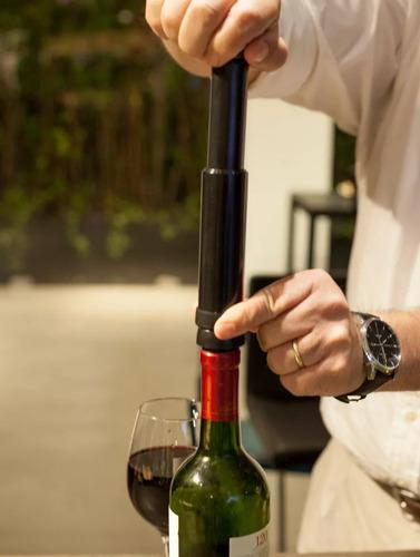 bomba vácuo para vinhos