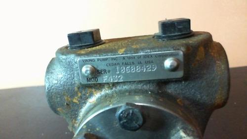 bomba viking pupm f432 ref 006