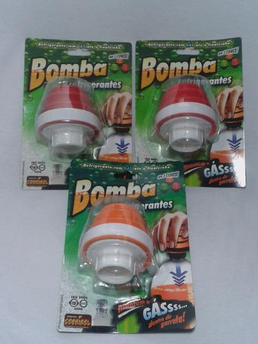 bomba zeladora do gas do refrigerante