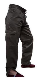 Pantalon De Trabajo Multibolsillos Pantalones, Jeans y