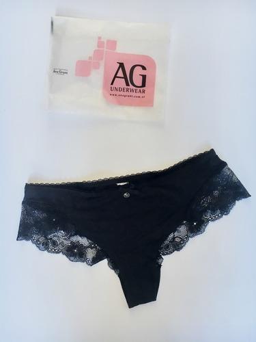 bombacha culotte ag underwear ana grant talle 2 art. 4698