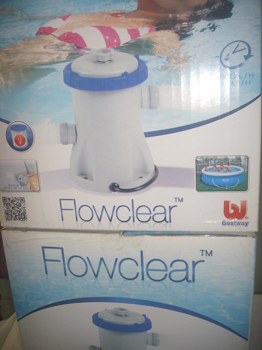 Bomba filtro depuradora para piscinas intex bestway bs for Filtro para piscina intex