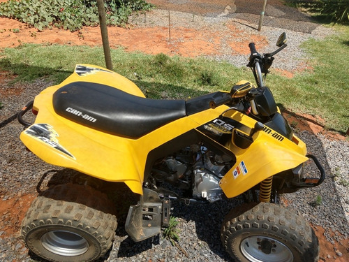 bombardier can am 250