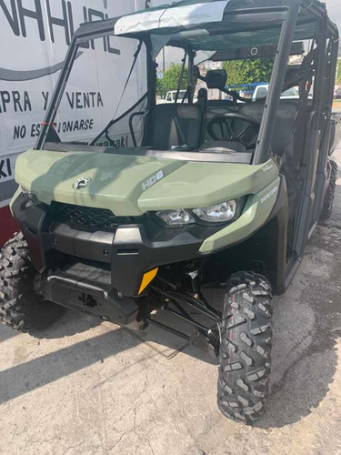 bombardier can am defender 2019