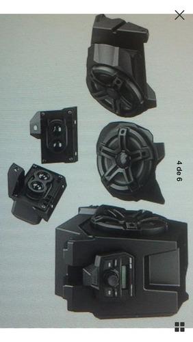 bombardier can am x3 sonido completo nuevo mtx original  201