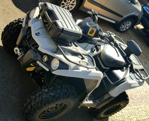 bombardier outlander 500cc