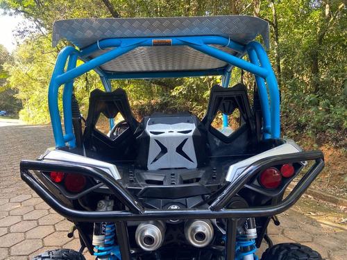 bombardier quadriciclo utv can am maverick 1000r turbo ( vár