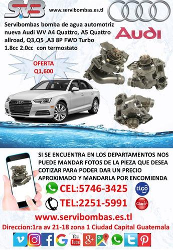 bombas de agua automotrices david brown guatemala