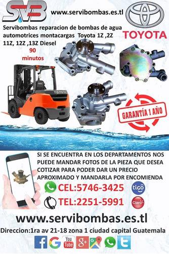 bombas de agua automotrices komatsu guatemala
