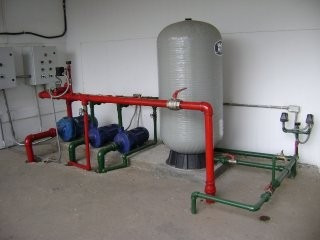 bombas de agua hidroneumáticos tableros de control
