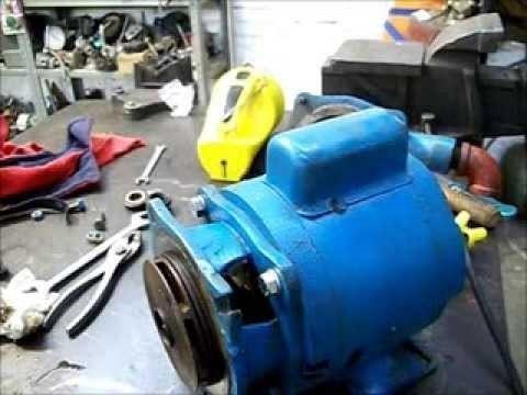 bombas de agua mantenimiento e instalacion