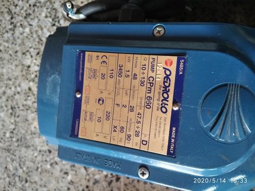 bombas de agua marca pedrollo 2hp, voges 3 hp, ksb 3hp