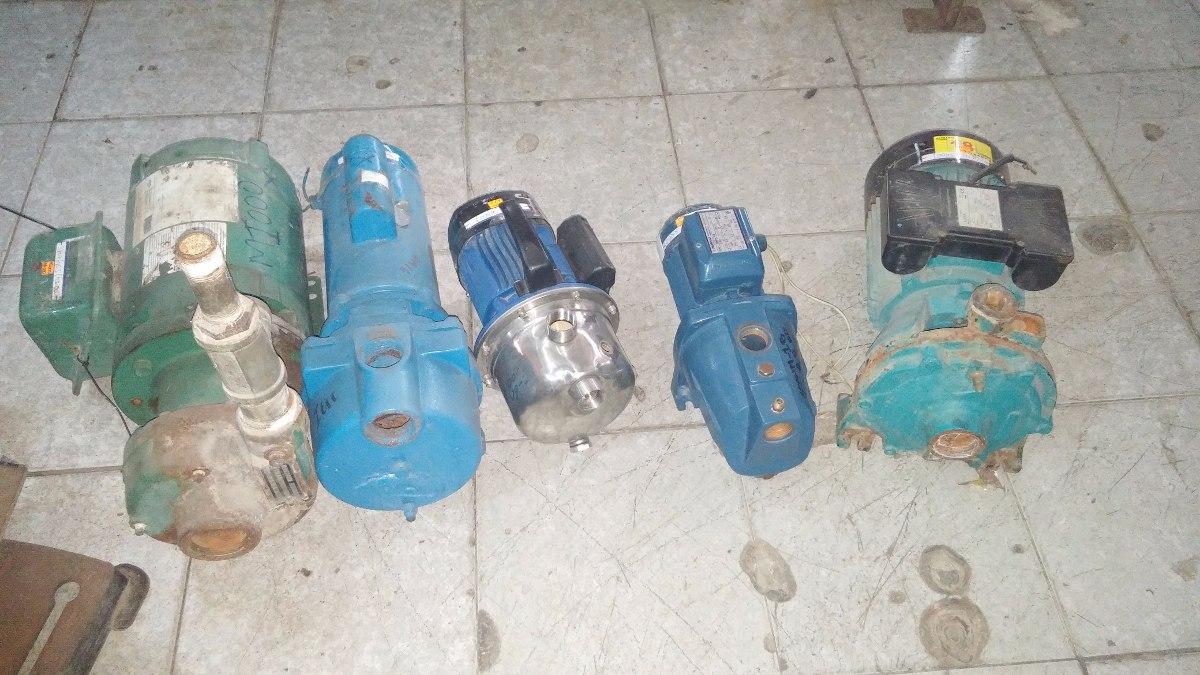 Bombas De Agua Para Cisternas 3 En Mercado Libre