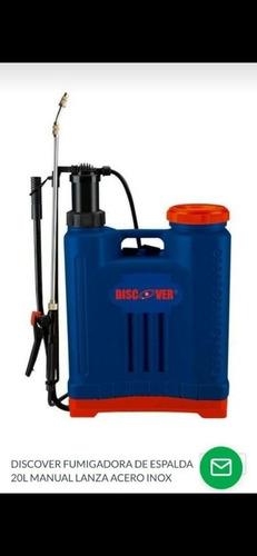 bombas de espalda, manuales y a gasolina