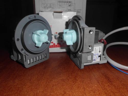 bombas  desague l.g samsung.mabe servicio tecnico lavadoras