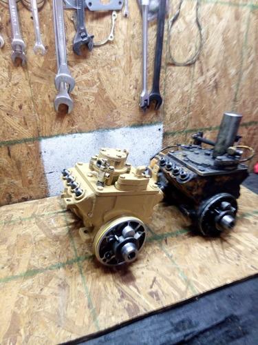 bombas e inyectores caterpillar