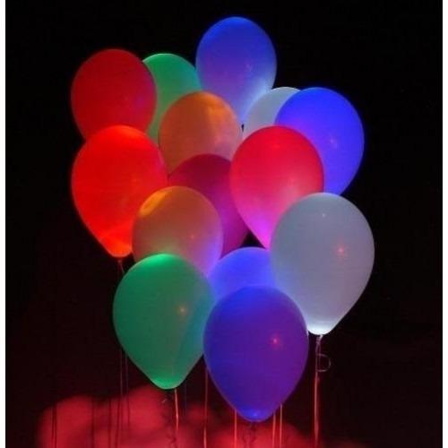 bombas led globos luminosos led  luces led para bombas