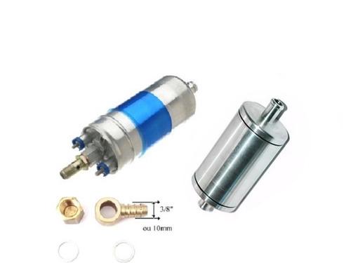 bombas mercedes 12 bar nova + filtro lavavel