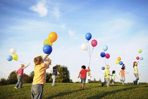 bombas mil figuras inflador recargable globos balon llanta