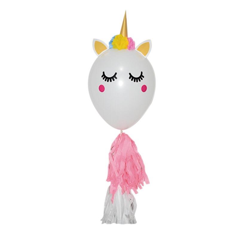 Bombas para decorar modelo unicornio en mercado - Bombas para decorar ...