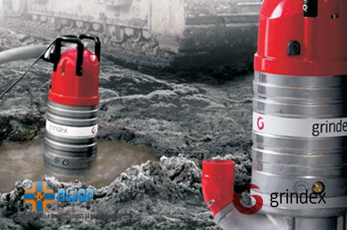 bombas sumergibles de drenaje grindex