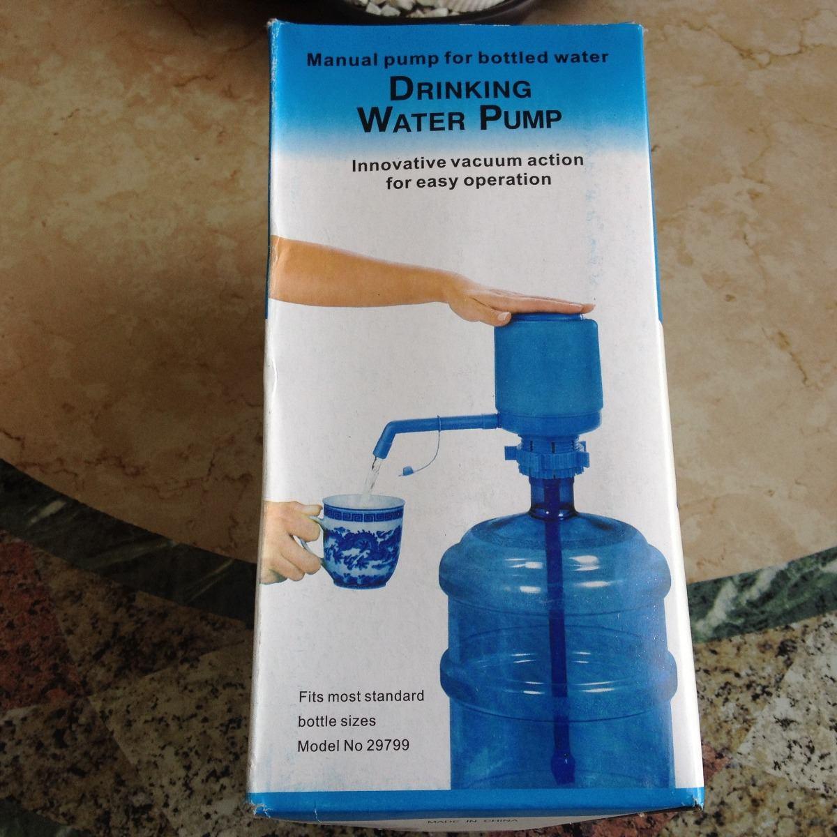 Bomba sif n manual para garrafon de agua 20 lts 135 - Bomba manual de agua ...