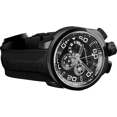 bomberg bolt-68 chronograph 45m reloj bolsil bs412 diego vez