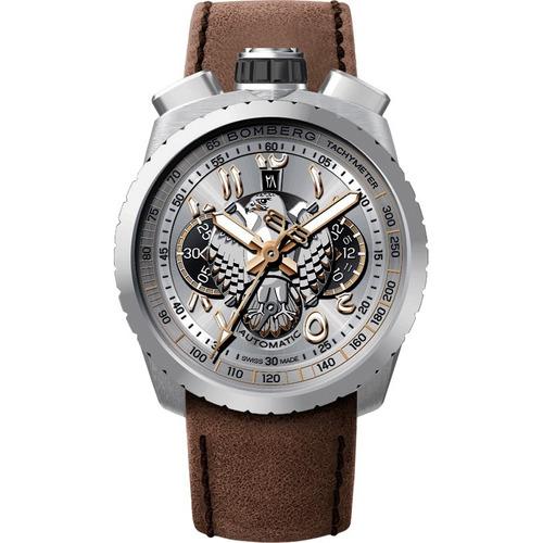 bomberg falcon automatic chronograph limit bs425.2 diego vez