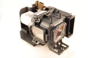 bombilla de repuesto para proyector nec vt595 con carcasa -