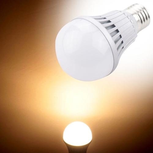 bombilla led lm caliente bulbo lampara luz blanca globo