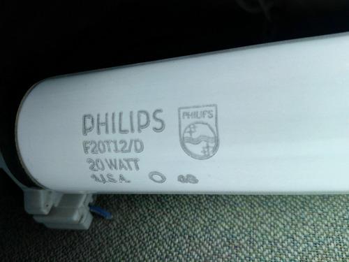 bombilla marca philips 20 wats