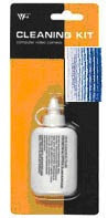 bombilla + papel optico  para limpiar lente canon nikon sony