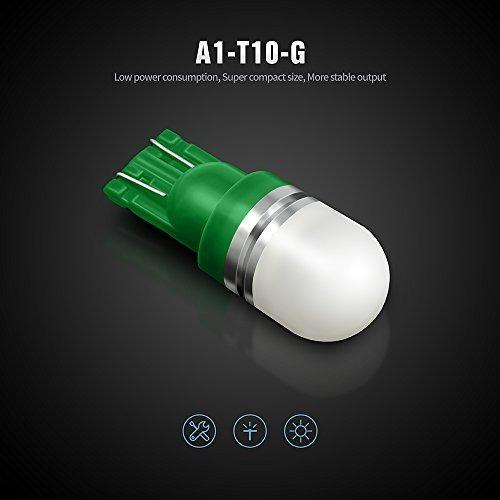 bombillas led siriusled super bright de 1 w con proyección