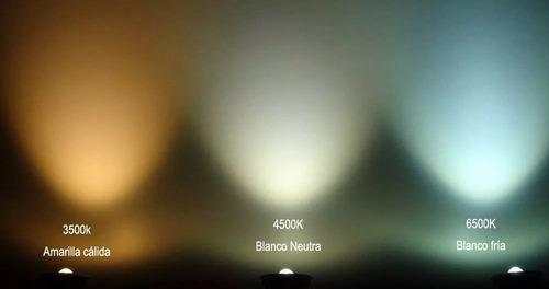 bombillo ahorrador ecológico led 9w 85/265v luz fría/cálida