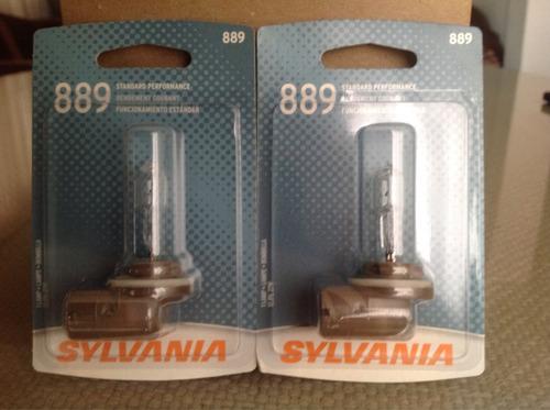 bombillo autohalógeno 889 standard de sylvania 12,8v 27w