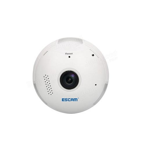 bombillo cámara 960p 1.3mp panorámico ip wifi 128gb con app