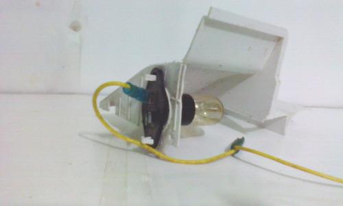 bombillo con base microonda