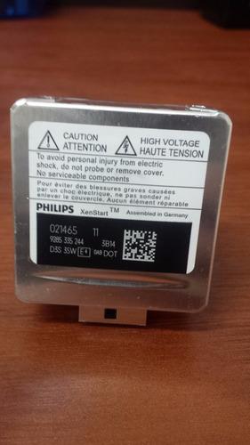 bombillo d3s 35w philips xenon hid para audi - vw - ford